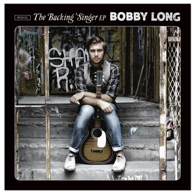 Bobby Long - The Backing Singer EP CD (Vinyl)