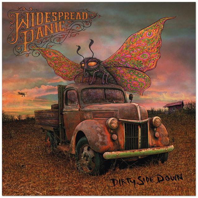 Widespread Panic – Dirty Side Down CD