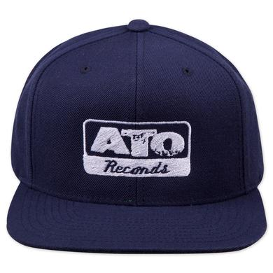 ATO Records - Classic Navy Blue Snapback Hat