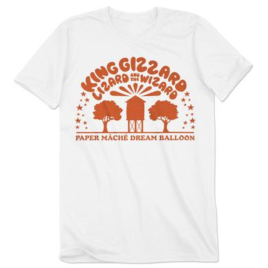King Gizzard & The Lizard Wizard Paper Mache Dream Balloon T-Shirt