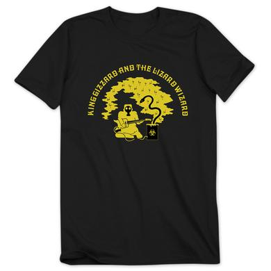 "King Gizzard & The Lizard Wizard ""Flying Microtonal Banana"" T-shirt"