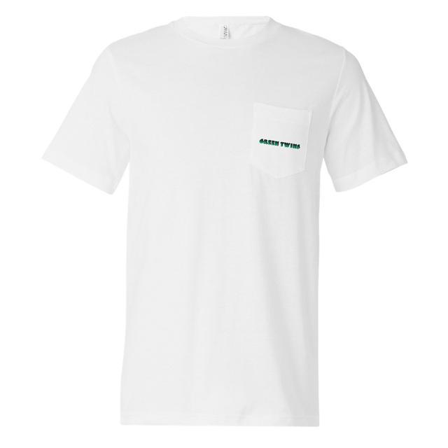 Nick Hakim - Green Twins T-Shirt