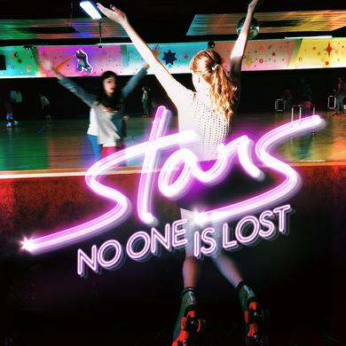 Stars – No One is Lost - Double LP on Fluorescent Pink Vinyl