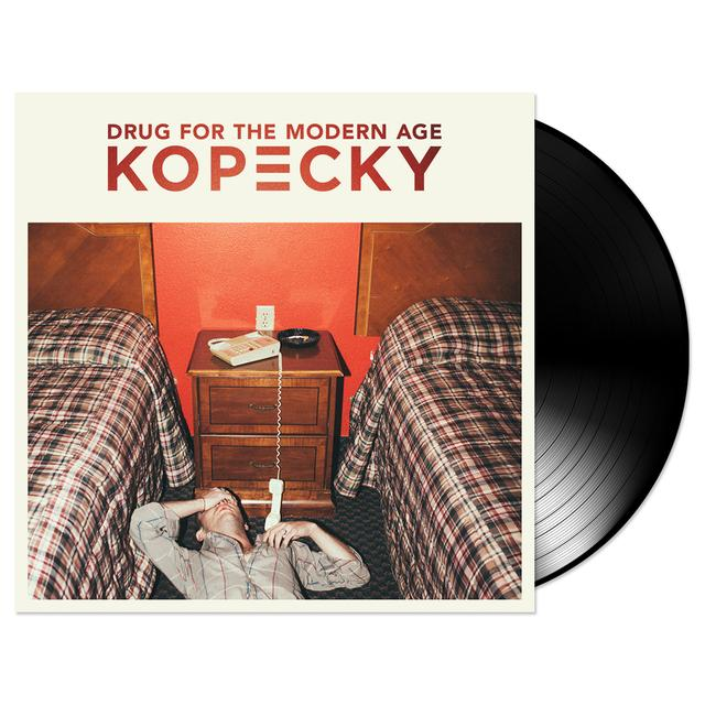 Kopecky - Drug for the Modern Age LP