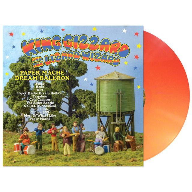 King Gizzard & The Lizard Wizard Paper Mache Dream Balloon LP