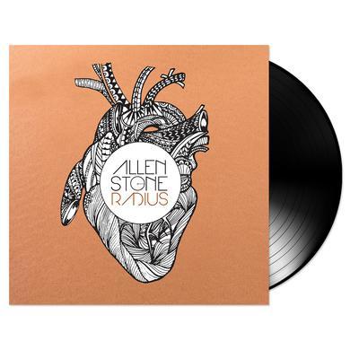 Allen Stone - Radius LP + Radius Deluxe MP3 (Vinyl)
