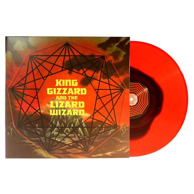 King Gizzard & The Lizard Wizard – Nonagon Infinity LP