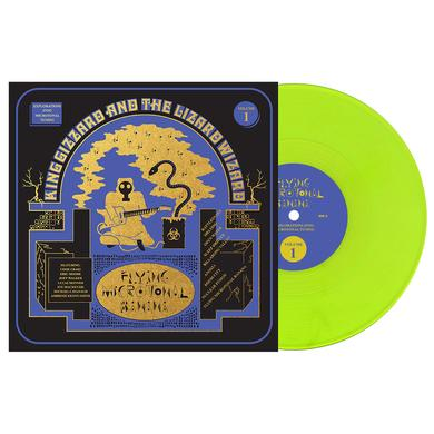 "King Gizzard & The Lizard Wizard ""Flying Microtonal Banana"" Colored Vinyl"