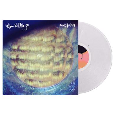 Nick Hakim - Where Will We Go EP (White Vinyl)