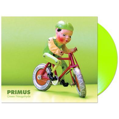 Primus - Green Naugahyde LP (Vinyl)