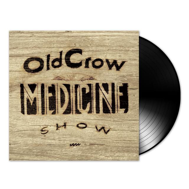 Old Crow Medicine Show - Carry Me Back LP
