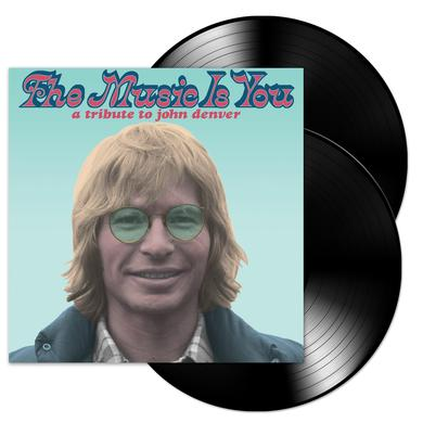 John Denver The Music is You: A Tribute to John Denver 2-LP (Vinyl)