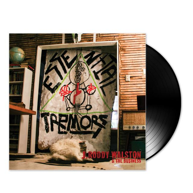 J Roddy Walston & The Business J.Roddy Walston & The Business - Essential Tremors LP