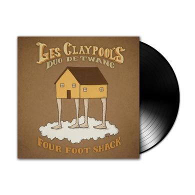 Les Claypool's Duo De Twang - Four Foot Shack LP (Vinyl)