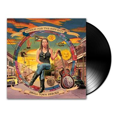 Hurray for the Riff Raff - Small Town Heroes LP (Vinyl)