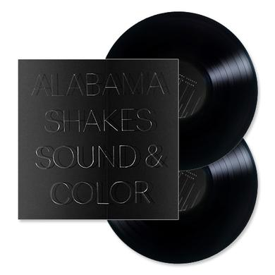 "Alabama Shakes – ""Sound and Color"" Black 2xLP (180-Gram Vinyl)"