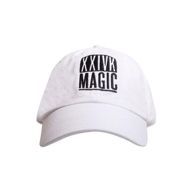 Bruno Mars XXIVK Magic Cap (White)