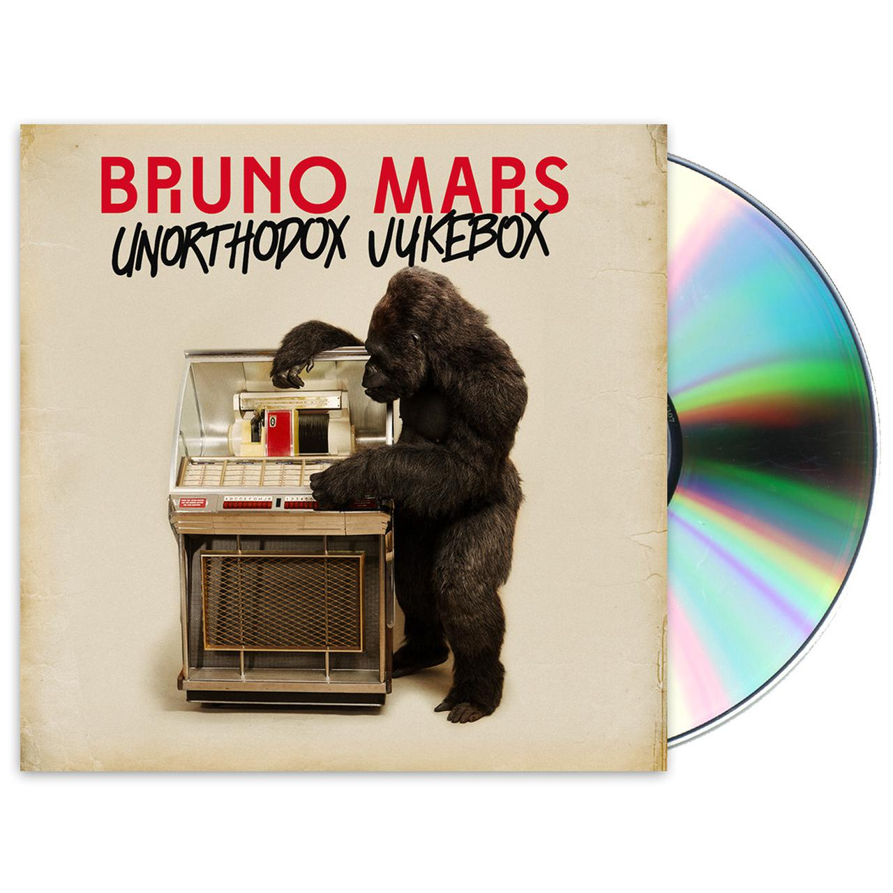 bruno mars unorthodox jukebox cd. Black Bedroom Furniture Sets. Home Design Ideas