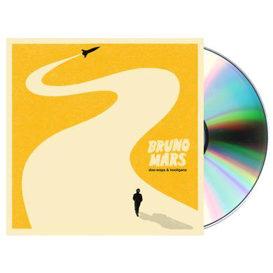 Bruno Mars Doo-Wops & Hooligans CD