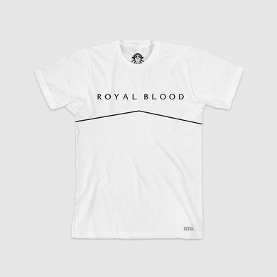 Royal Blood [PRE-ORDER] White Lines Tee
