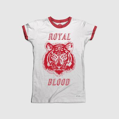 Royal Blood [PRE-ORDER] Six Eyed Tiger Red Ringer Tee
