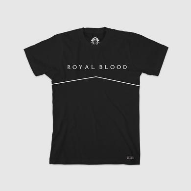 Royal Blood [PRE-ORDER] Black Lines Tee