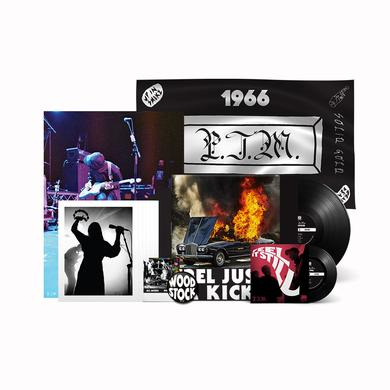 Portugal The Man [PRE-ORDER] Woodstock Deluxe Vinyl Boxset + Flag Bundle