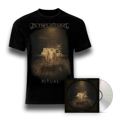 In This Moment [PRE-ORDER] Ritual CD + T-Shirt Bundle