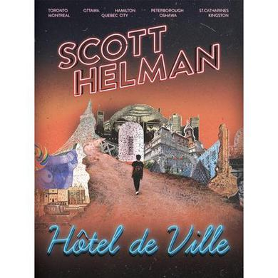Scott Helman Hôtel de Ville Movie Poster