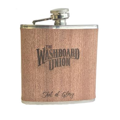 The Washboard Union Shot Of Glory Flask