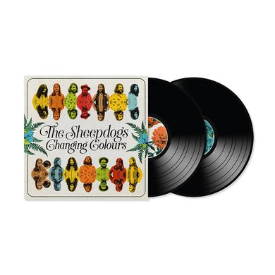 The Sheepdogs Changing Colours Standard Vinyl