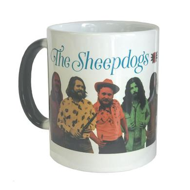The Sheepdogs Changing Colours Mug