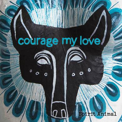 Courage My Love Spirit Animal EP - limited edition (Vinyl)