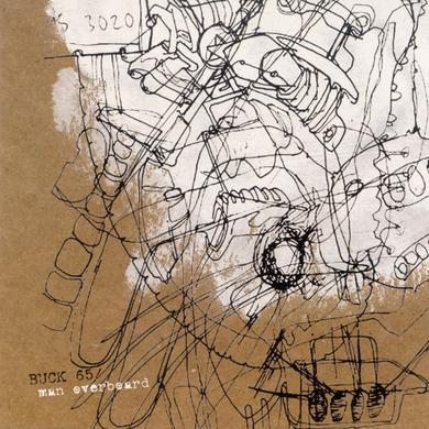 Buck 65 Man Overboard (CD)