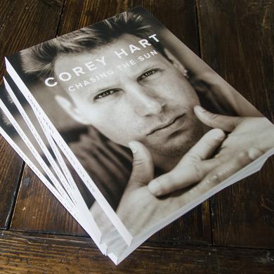 Corey Hart Chasing The Sun - My Life In Music