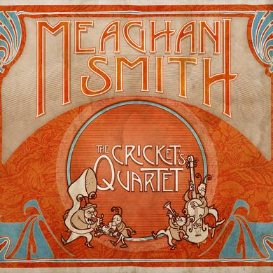 Meaghan Smith The Cricket's Quartet (EP) (Vinyl)