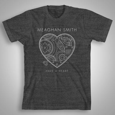 Meaghan Smith Heather Charcoal T-shirt