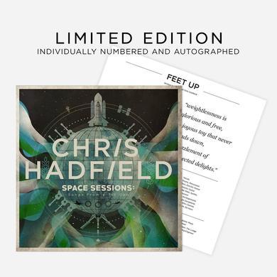 Chris Hadfield Limited Edition Vinyl