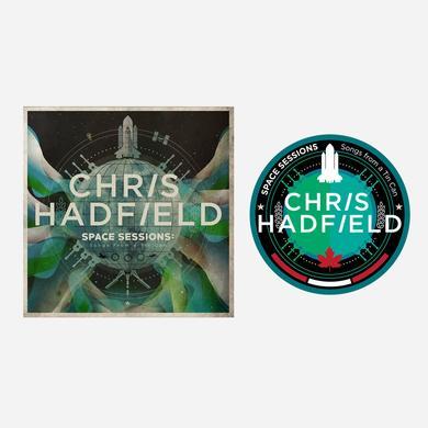 Chris Hadfield CD & Patch Bundle