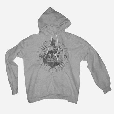 Chris Hadfield SPACE SESSIONS Pull Over Hoodie
