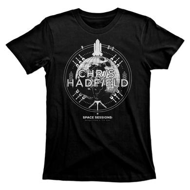 Chris Hadfield SPACE SESSIONS Adult Unisex T Shirt