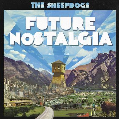 The Sheepdogs Future Nostalgia (Black Standard Edition Vinyl)