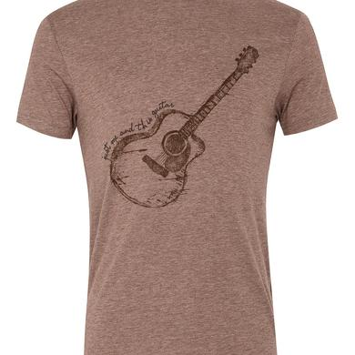 Aaron Goodvin 'Just me and this guitar' T-Shirt