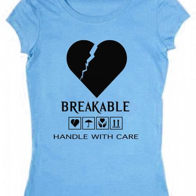 Meaghan Smith - Breakable Blue - T-Shirt