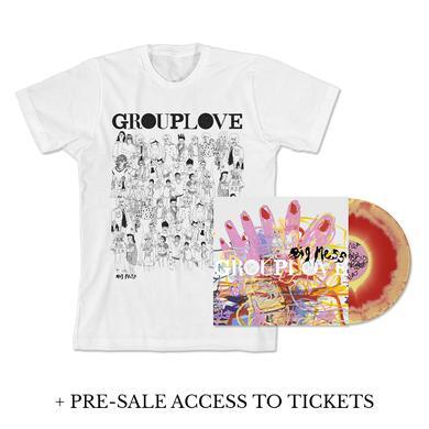Grouplove Big Mess Vinyl & T-Shirt