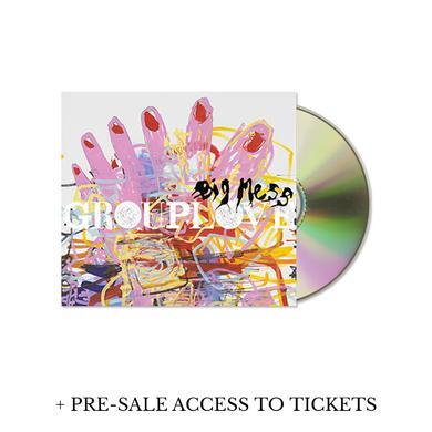 Grouplove Big Mess CD