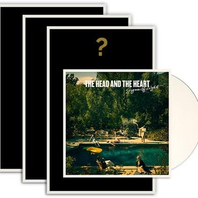 The Head and the Heart Signs Of Light Limited Coloured Vinyl + Poster