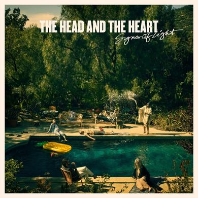 The Head and the Heart Signs Of Light Vinyl