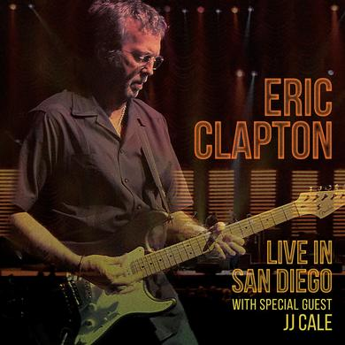 Eric Clapton Live In San Diego (with Special Guest JJ Cale) 2CD Bundle
