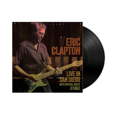 Eric Clapton Live In San Diego (with Special Guest JJ Cale) 180g Vinyl